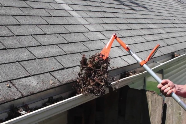 Installation of rainwater gutters is really important: