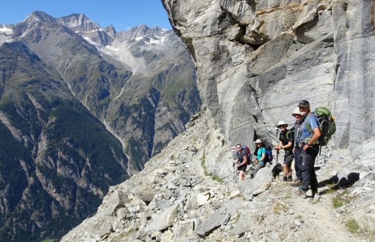 Why a Hike on the Tour Monte Rosa is a Must Have Adventure