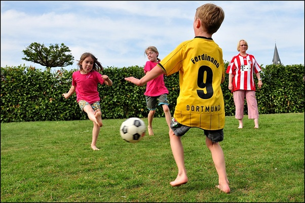 Benefits of Football Training for Children