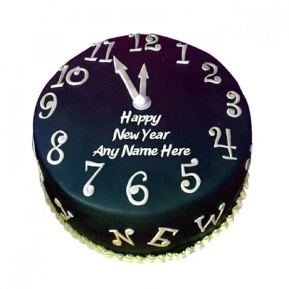 Begin Coming Year with Scrumptious New Year Cakes!