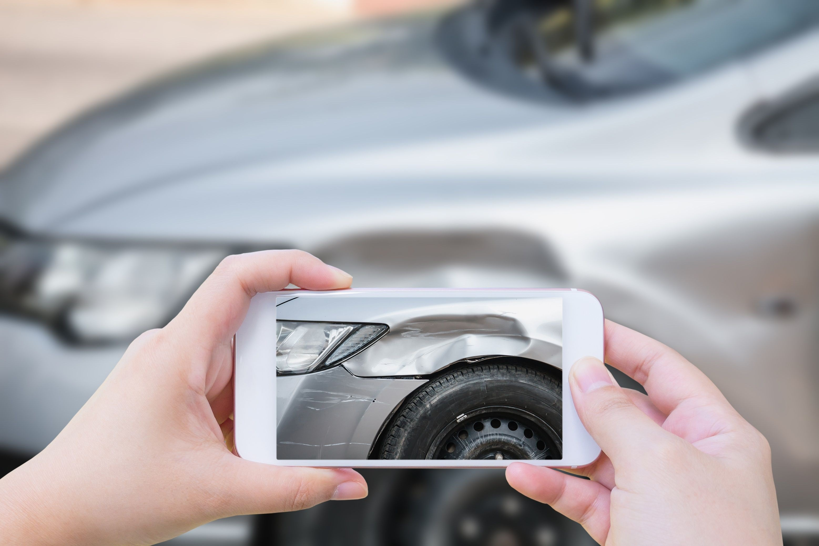 Get Scratch and Dent Repairs by the Experts