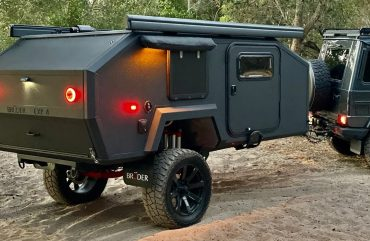 Which are the Benefits behind trying an Off-Road Caravanning?