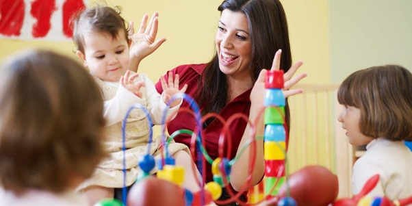 Fun Toys That Teach Your Toddlers