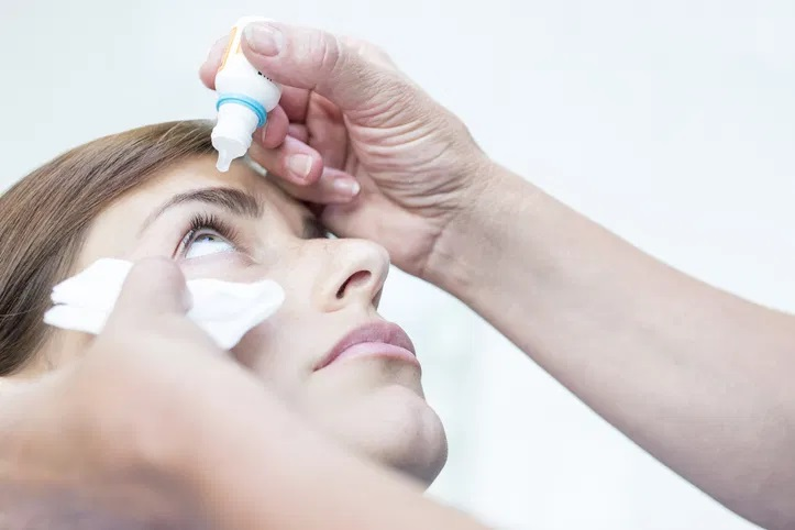 Laser eye and facial treatments to look younger