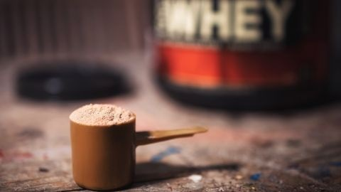 How Whey Protein Helps With Muscle Building?