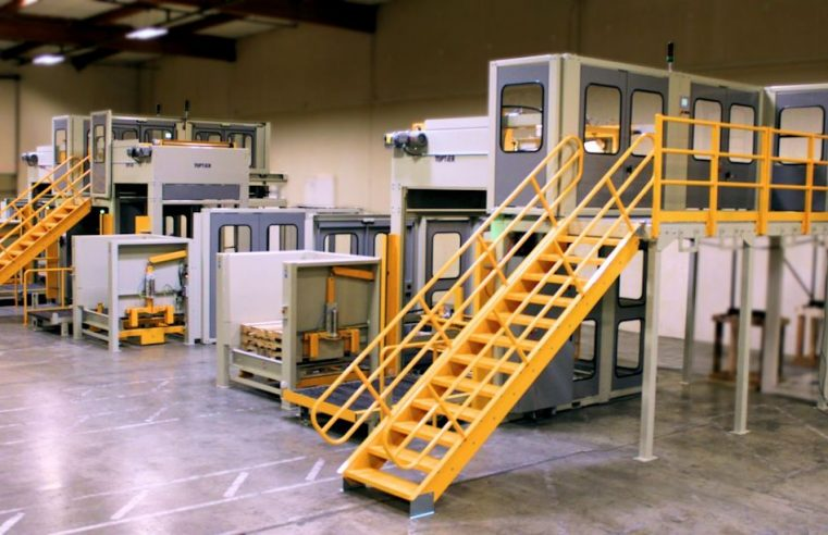 How To Find the Right Layer Conditioning Palletizer