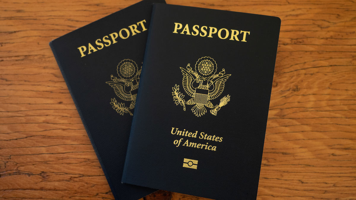 New York passport renewal during COVID-19