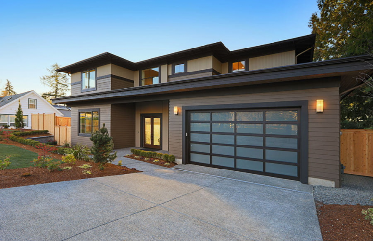 What Are The Advantages Of Using Glass Garage Doors?
