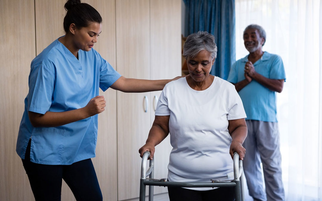 Distinguishing Between Assisted Living And Skilled Nursing