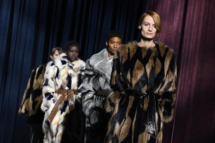 4 Brilliant Designer Fur Vests That'll be Excellent For Your Winter Collection