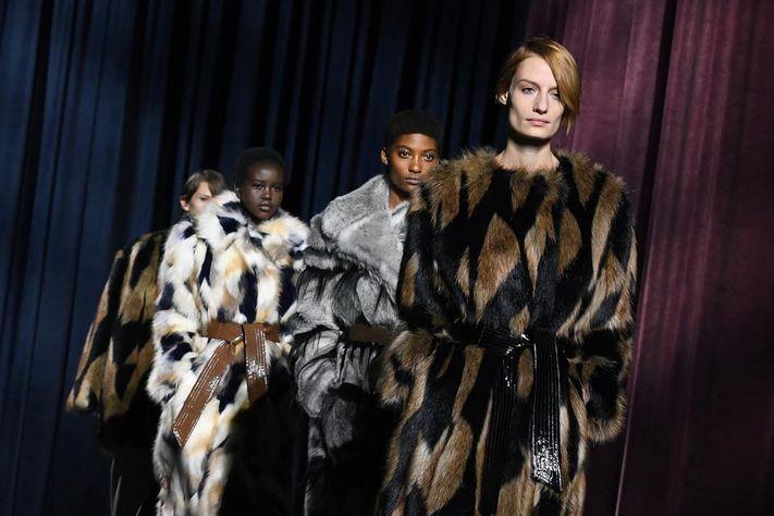 4 Brilliant Designer Fur Vests That'll be Excellent For Your Winter Collection