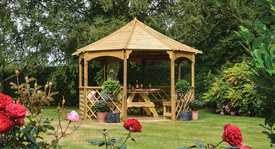 Gazebo Buying Guide, 6 Tips To Consider