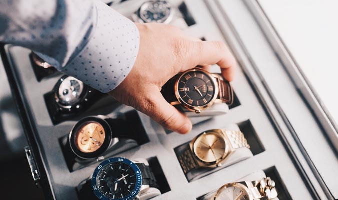 Essential Men's Watches As Per The Choices