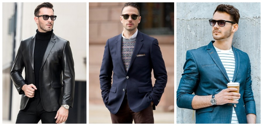 A Comprehensive Style Guide to Casual Blazers for Men