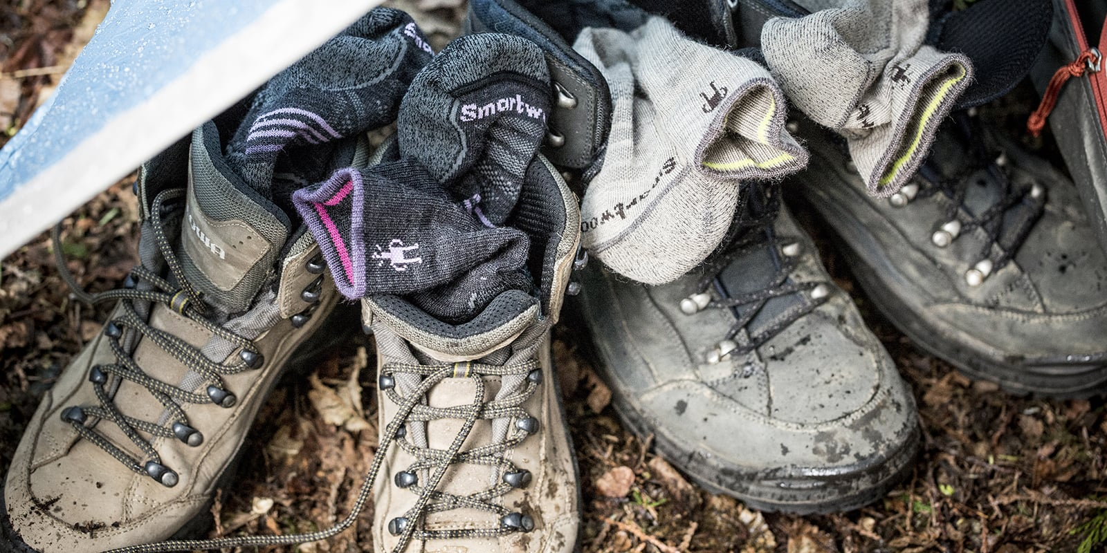 How do you recognize when your footwear has lost their padding as reached completion of their life-span?