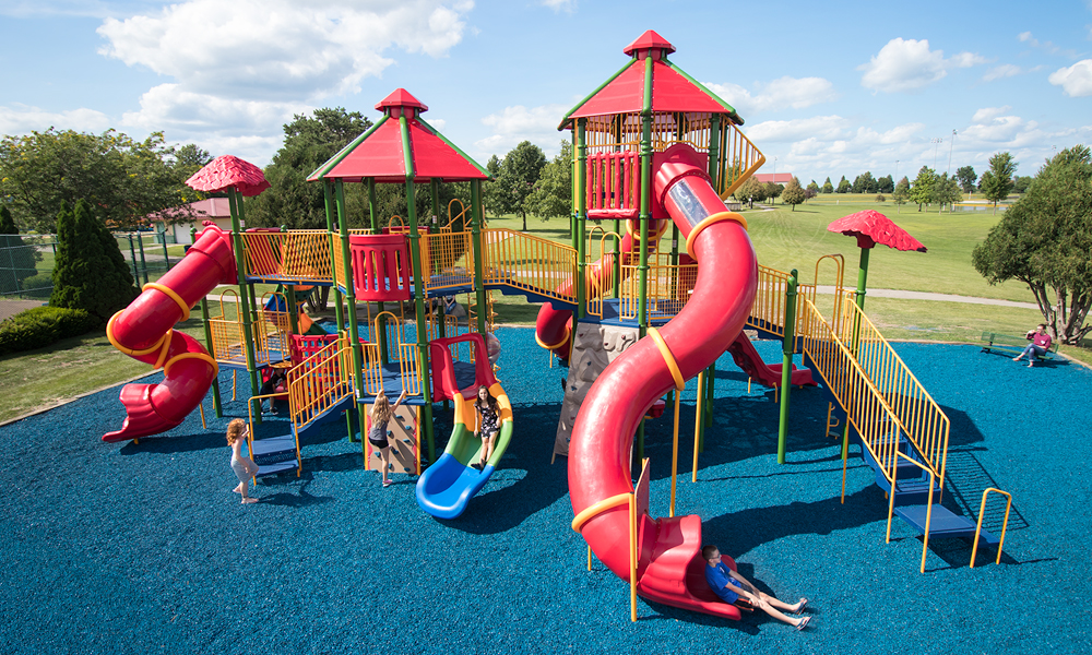 The Many Benefits of Installing Outdoor Playgrounds