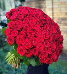 Romantic Flowers for Valentine's Day