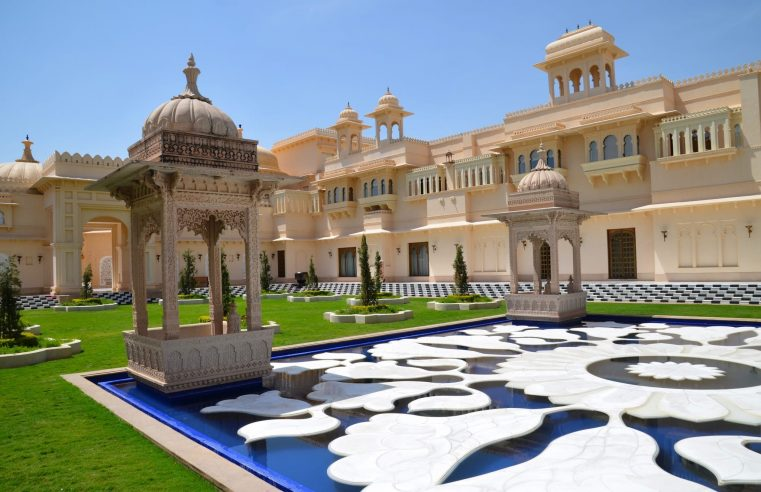 Why the Oberoi Udaivilas should be your next preference for your upcoming trips?