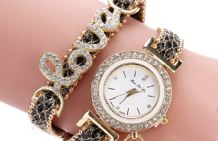 Bling Straps for Luxury Watches