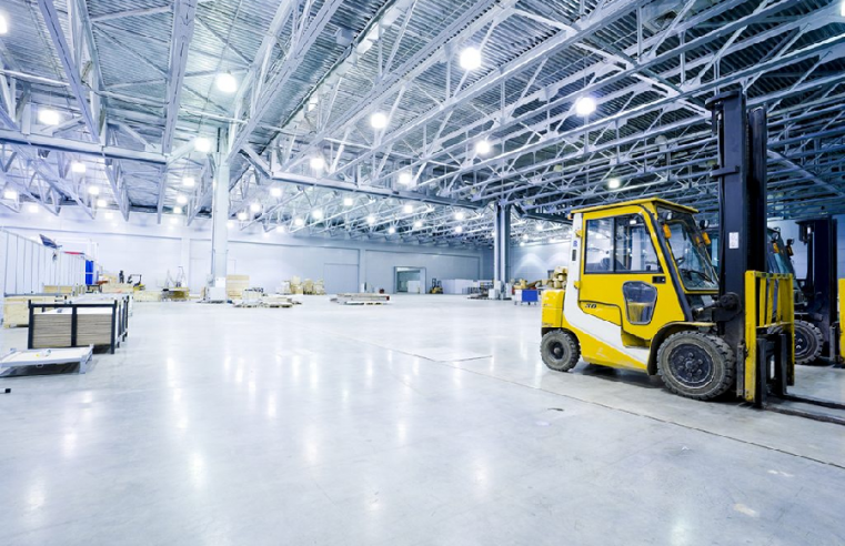 Industrial Lighting; Points to Consider As You Choose a Solution